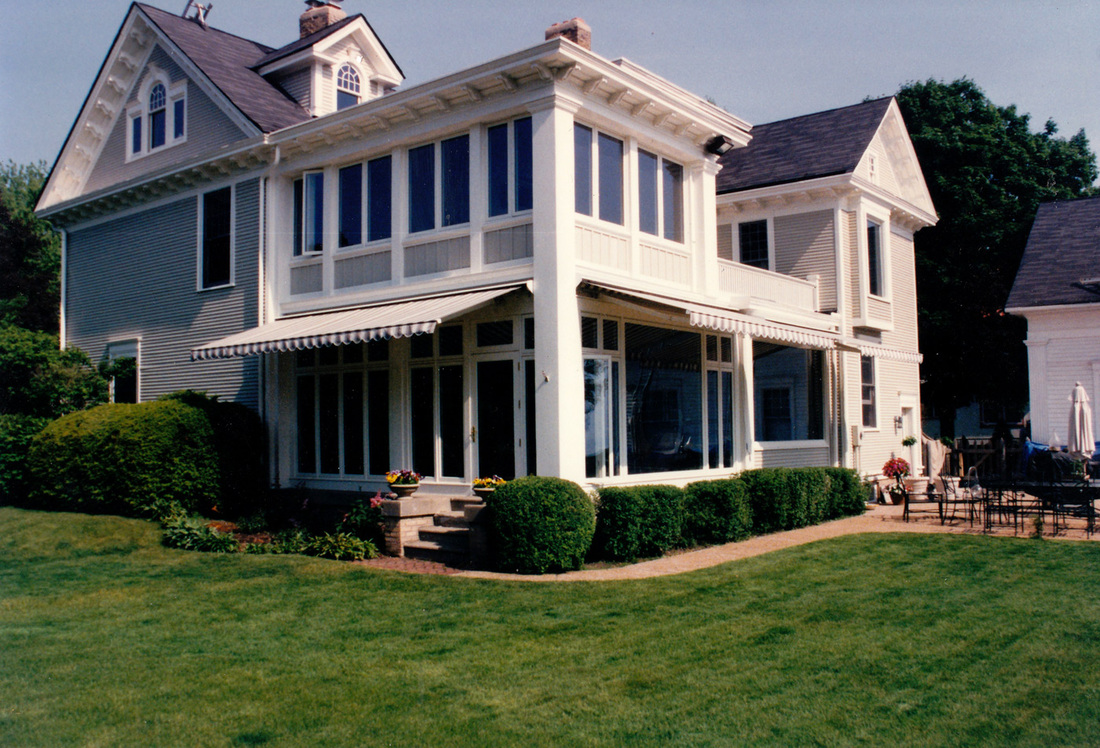 Awnings For Home Improvement