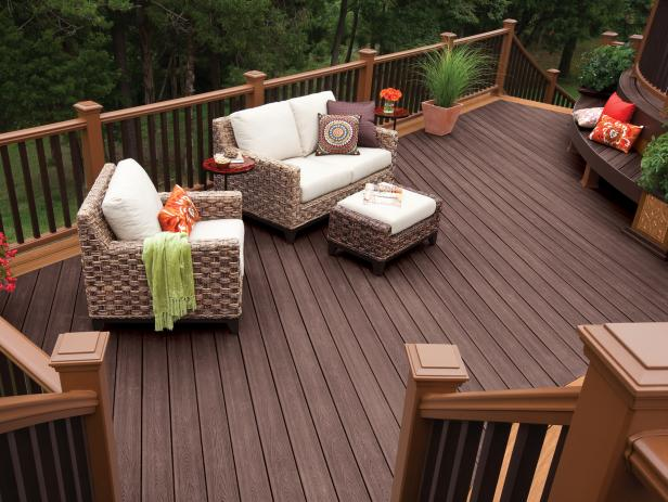 Thinking About Building a Beautiful Deck