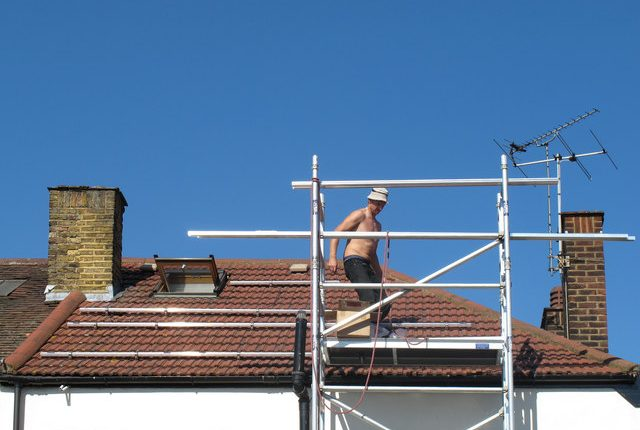 Roof Installation Contractor